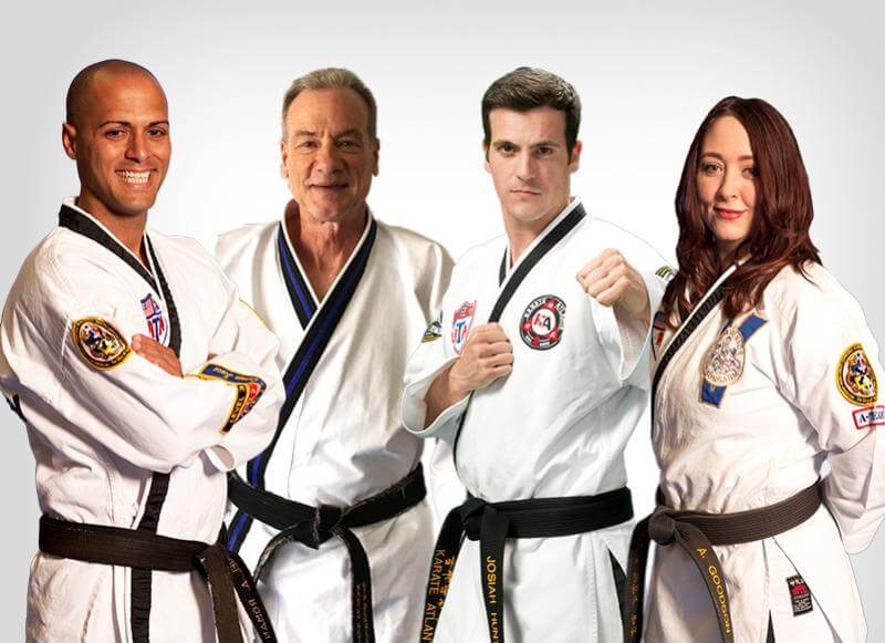 Karate Atlanta Staff